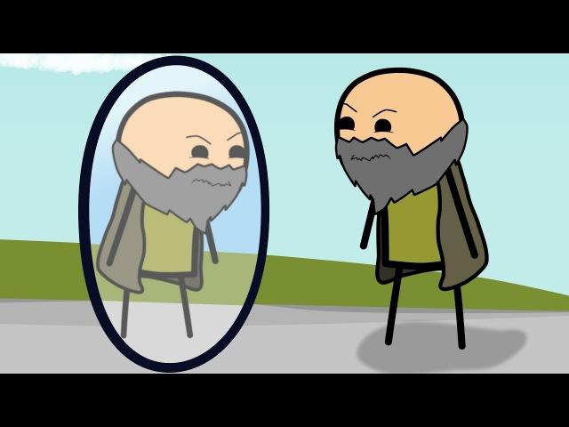 Как сделать отражение персонажа в зеркале в Anime Studio Pro (Moho Pro)