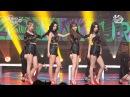HOTGIRL`s Ill be yours Girls Day Fancam @엠카운트다운