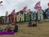 Kaiser Chiefs recall first playing Glasto