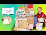 Family Fun Pack Fan Mail From Finland, UK, Canada, New Zealand, Australia, Japan, Turkey &amp USA