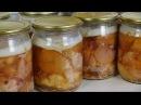 Как правильно делать мясную тушёнку в домашних условиях