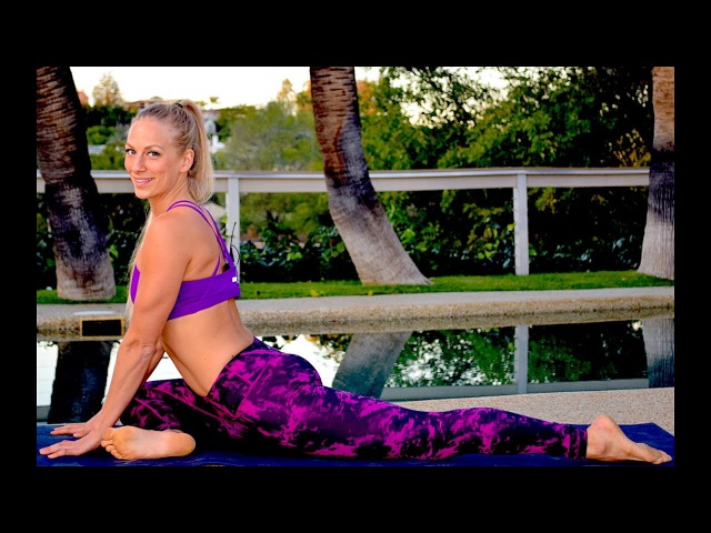 Yoga - Yoga for Runners - Hip Opening Yoga - Stretches for Runners