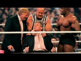 Donald Trump & Bobby Lashley VS Umaga & Vince McMahon - WRESTLEMANIA 23 FULL MATCH