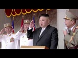 North Korea - Hell March - 1 hour full Military Parade 2017