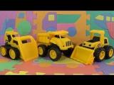 Рабочие строительные машинки CAT - Caterpillar