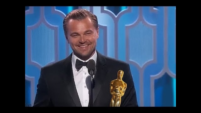 OSCARS 2016 Leonardo DiCaprio / ОСКАР 2016 Леонардо Ди Каприо