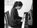 Yiruma-River Flows in You cover by Damelya