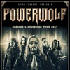POWERWOLF || 25.10.17 || Екб - Teleclub
