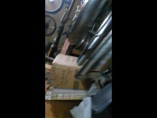 откапиталеный мотор 139 FMB 100 кубов и прямоток по типу TOCE