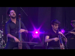 2CELLOS at Rock am Ring 2017 - (I Can't Get No) Satisfaction Full HD