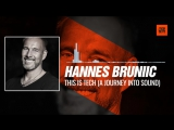 Techno Radio Hannes Bruniic This Is Tech (A Journey Into Sound Summer) 09-06-2017