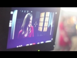 Damian McGinty - Its Beginning to Look A Lot Like Christmas (Behind the scenes)