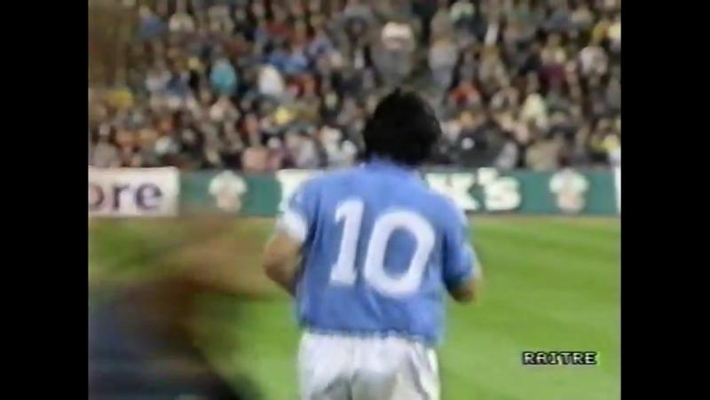 Coppa UEFA 89 Bayern Monaco 2 - 2 Napoli