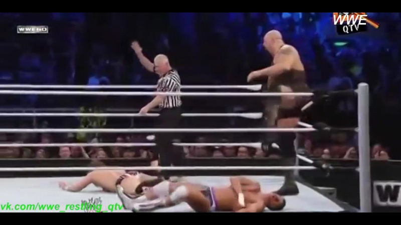 [WWE QTV]☆[Cамці-Савців.Weekly.TheBlue.Friday.Night]☆[Smackdown[Альберто Брайан Кейн про Биг Шоу Сендоу и Роудс]17.02.2013 (QTV)