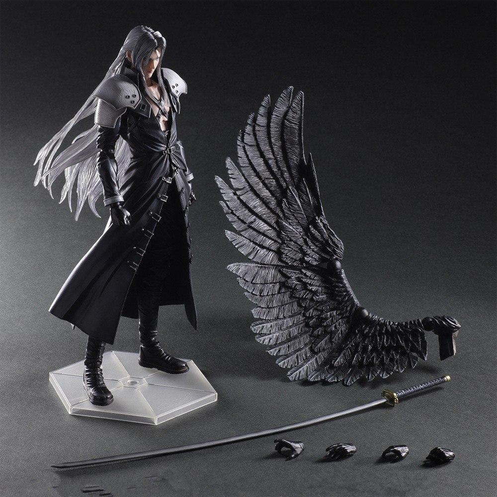 Коллекционная фигурка из Final Fantasy