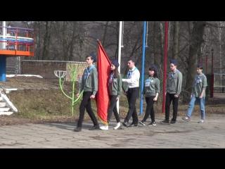 XL Сбор - 1 день - Вынос знамени