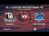 Comanche vs Vega Squadron || SL I-league invitationa l#2 || @flunkyflame