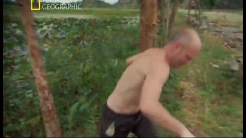 Укуси меня! Путешествия вирусолога 3 серия из 8 - Вьетнам Bite Me! (2009)