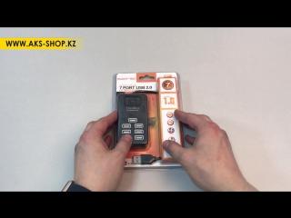 USB HUB 7 Port USB 2.0 Р-1602 1 m