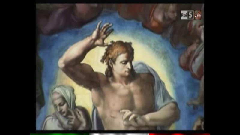 L'ARTeV - Raffaello e Michelangelo (nei musei vaticani) - TRAiLER