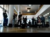 Джем на Битва Стилей 2017 г.Владимир #breakdance #битвастилей ...))