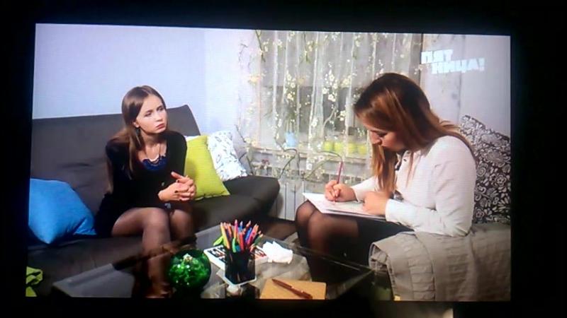 Отрывок из документального фильма с Настей Яворской. Консультация. Арт-терапия.