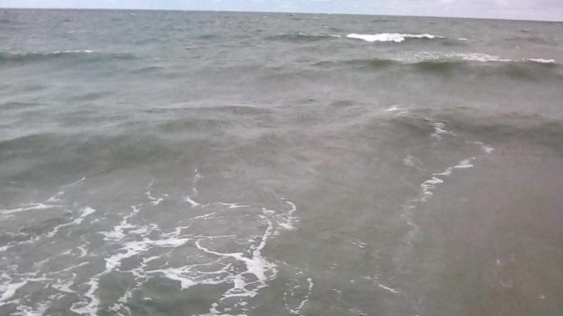 Море как душа...