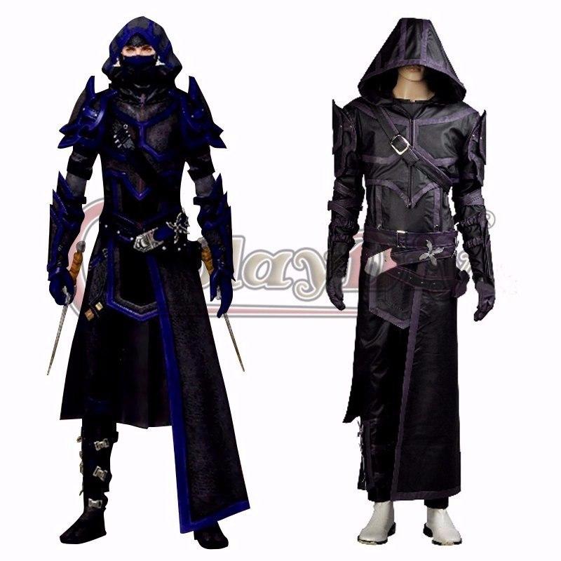 Рубрика Ночной косплей костюм - костюм из Guild Wars 2