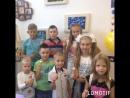 Творческий День Рождения в хобби студии Васильки