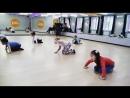 Подглядываем за репетицией танца нечистой силы