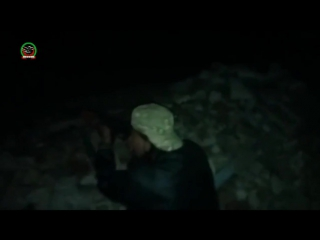 Turkey-backed FSA, this video with Northern Eagles, stroke this night an Islamic State terrorists counter-attack back in Al-