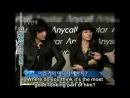 2006 12 20 Lee Hyori Lee Jun Ki Park Bom Lee SBS Anystar Interview ENG SUB