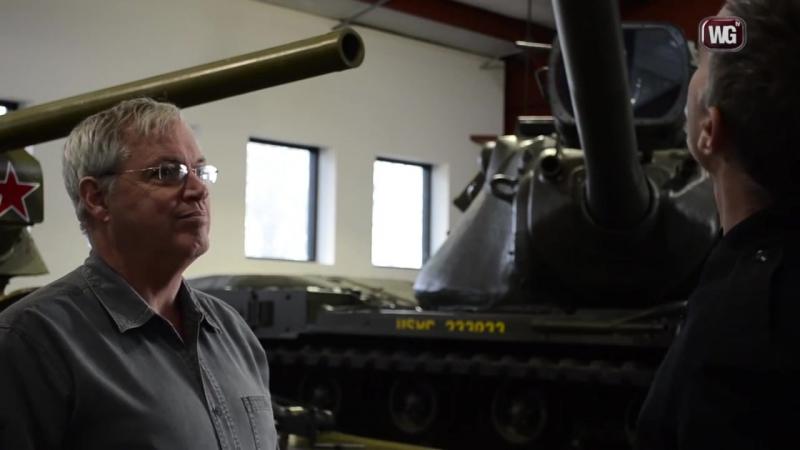 ♐Реальный танк М103.(В командирской рубке)-1♐