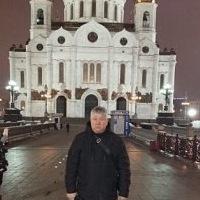 Анкета Николай Некрахин