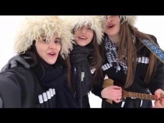 Trio Mandili - Apareka Gürcü Kızlardan Muhteşem Şarkı