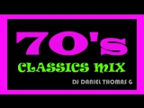 70s Disco Classics Mix 1 DJ Daniel Thomas G