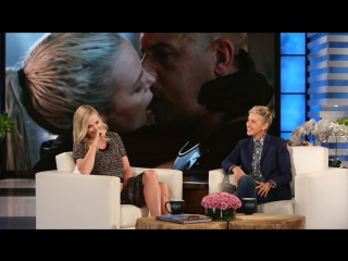 Charlize Theron on Her Epic Vin Diesel Kiss RUS SUB