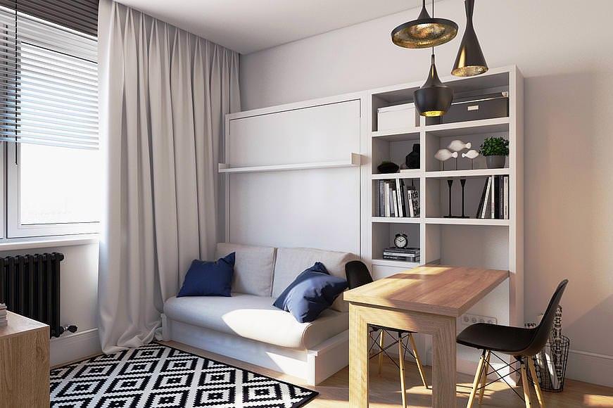 1人暮らしインテリア狭い部屋でも簡単にお洒落にできる参考実例