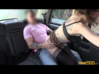 Fake Taxi Demona Big Tits Tattoos And Sexy