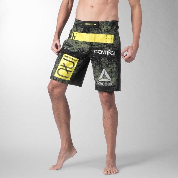 Спортивные шорты Reebok Combat Training MMA Hero