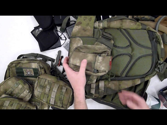 Видео-ревю (ч.2) рюкзака полевого 3-дневного LRPB-3D by P1G-TAC® от Pablitto Coldblooded