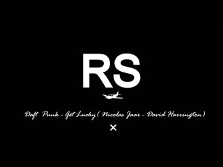 Daft Punk - Get Lucky [Nicolas Jaar Dave Harrington] (Daftside / Darkside Remix)