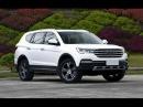 2017 Lifan X80. Большой китайский внедорожник - конкурент Toyota Highlander от Лифан