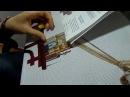 Как вышивать шерстяными нитками ровные крестики вышиваем и беседуем