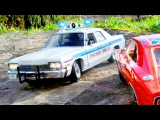 The Police Car Vs Bad Car + 1 HOUR Kids Compilation  Police Chase Cartoon For Kids