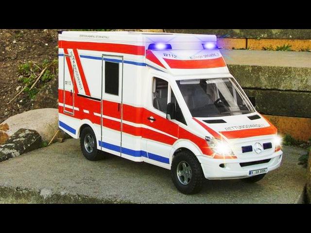 Мультик Скорая помощь и Пожарная машина Развивающие Мультики для детей