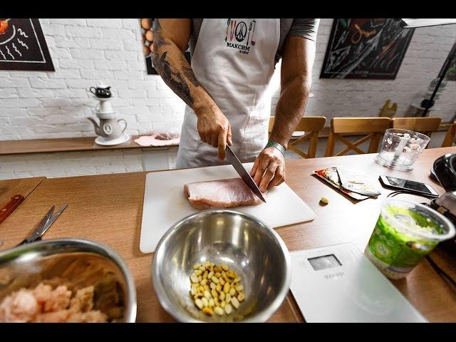 Кухня с Евгением Романовым