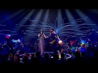 Евровидение 2017 Песня Джамалы и голый зад. Eurovision Song Contest 2017 Jamala song and nude butt