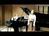 Tchaikovsky, Olga's Aria from