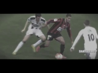 Hatem Ben Arfa Vs Rennes (Home) 04/01/2016